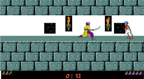 prince of persia fight