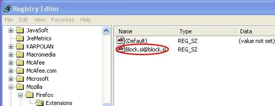 rename registry key