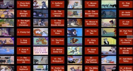 tom and jerry shows app