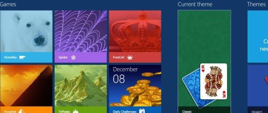 windows 8 solitaire collection
