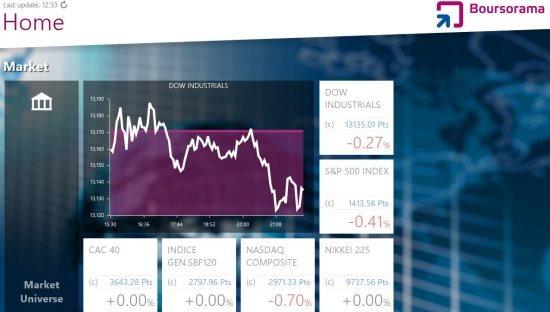 windows 8 stock app boursorama
