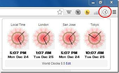 world clock interface 01
