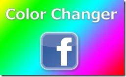 Color Changer for Facebook 01 change Facebook color