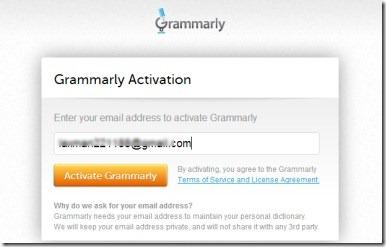 Grammarly Lite 01 spelling and grammar checker