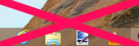 How To Hide Taskbar In Windows 8