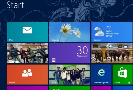 How To Pin A Picture To Start Screen In Windows 8 With PicPinner