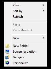 NewFolderEx default window