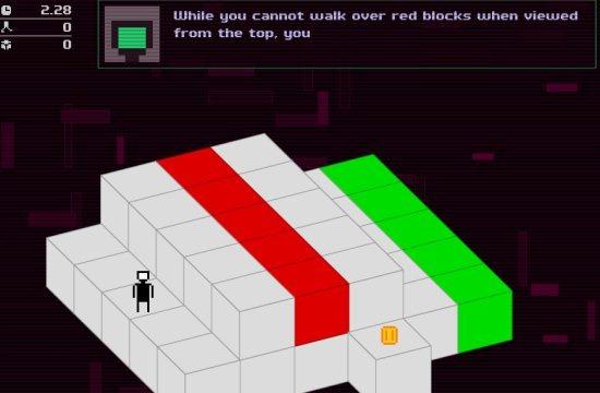 Ortho Robot game