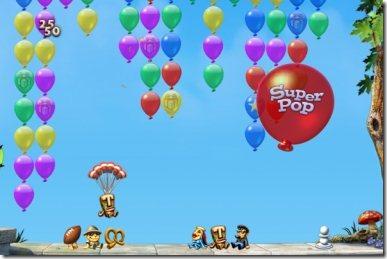Poppit 003 popping balloons