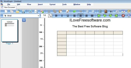 SSuite Ex-Lex Office Pro wordgraph