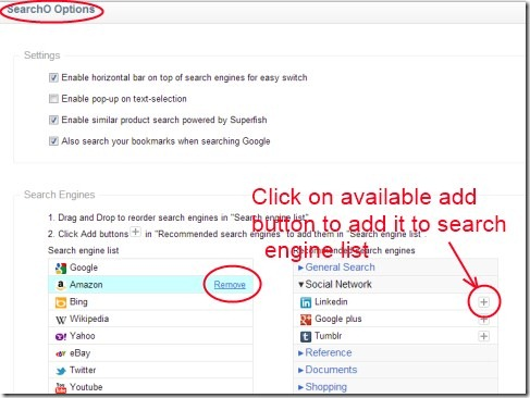 Search All 03 different search engines