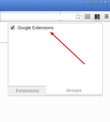 SimpleExtManager group editing