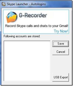 Skype Launcher 001