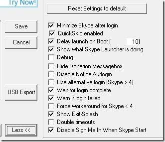 Skype Launcher 004