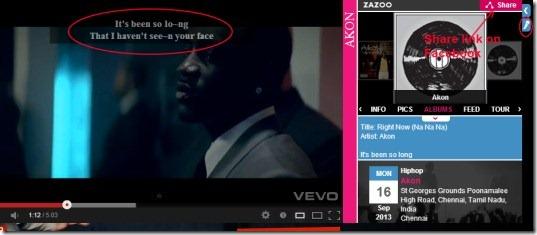 Zazoo 003 music extension