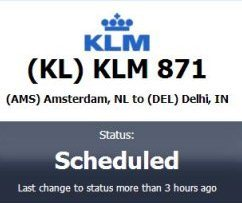 check flight status featured
