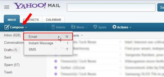 compose email_canned responses