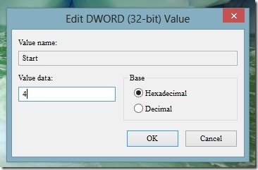 how to Disable USB Port In Windows 8
