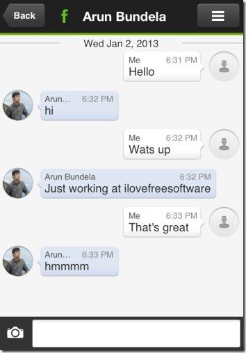 imo messenger app