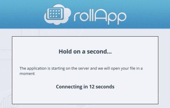 rollapp interface