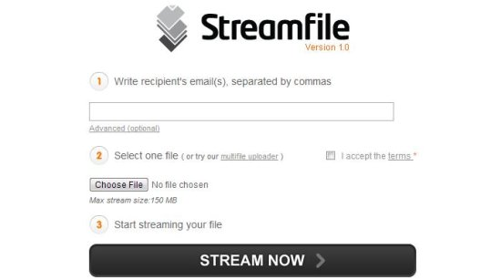 streamfile interface