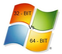 Difference Between 32-bit and 64-bit Windows