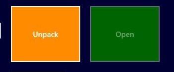 windows 8 unpacker app