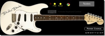 ButtonBeats Guitar 01 guitar app