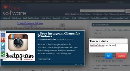 Drawium to create tours default window