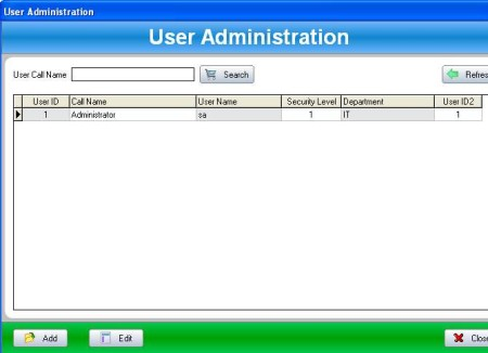 FileWall user management
