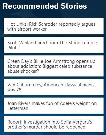 Fox News Recommended Stories