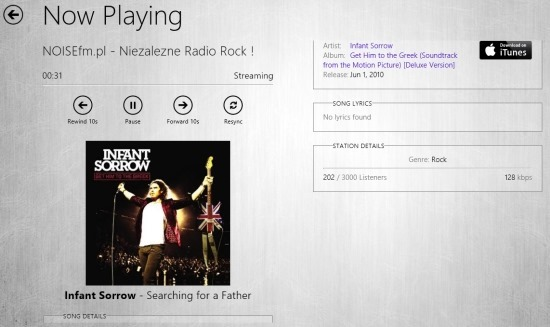 Free Radio App For Windows 8 5-0 Radio