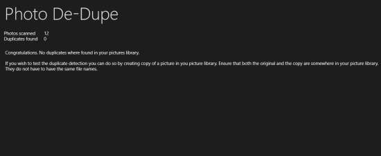 How To Remove Duplicate Pictures In Windows 8