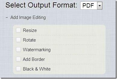Imverter Image Editing
