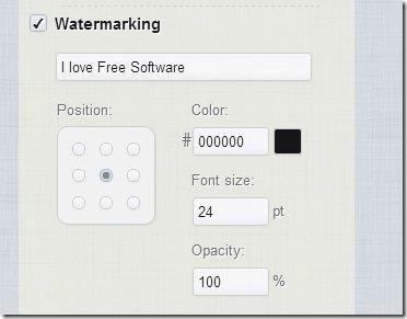 Imverter Watermark Online