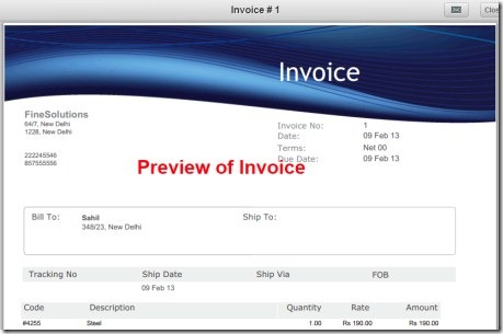 Invoice2go 05 create invoices