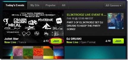 Mixify Turntables 04 online dj