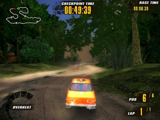 OffroadRacers game
