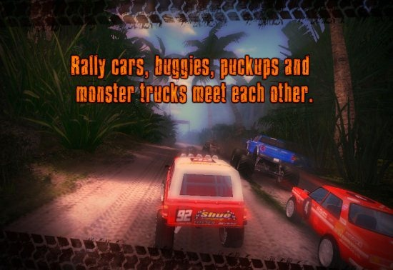OffroadRacers free car racing game