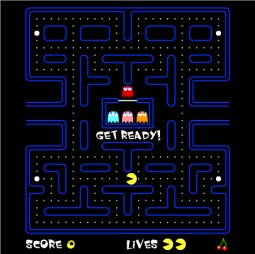 Pacman 02 online Pacman game