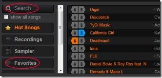 PartyCloud 02 DJ app