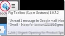 Pig Toolbox (Super Gestures) 01 Chrome toolbox