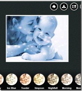 Pix 001 photo editor app