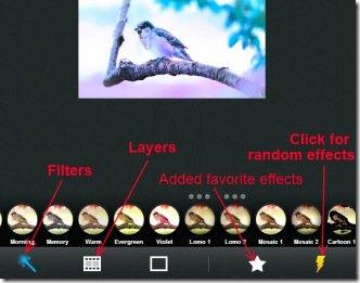 Pix 002 photo editor app