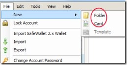 SafeWallet 04 free password manager