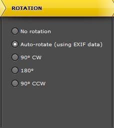 Shrink-O-Matic rotation
