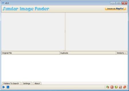 Similar Image Finder to find duplicate images default image