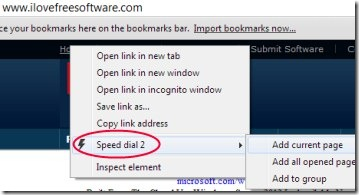 Speed Dial 2 change new tab 02