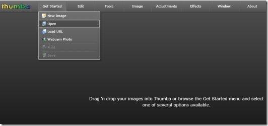 Thumba Photo Editor 01 photo editor app