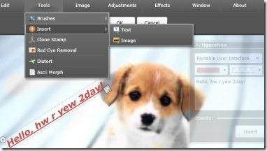 Thumba Photo Editor 03 photo editor app